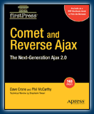 Comet and Reverse Ajax book cover